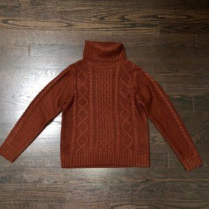 Sweaters - Turtle neck Sweater